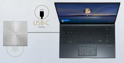 Der perfekte Begleiter für die neuesten ASUS ZenBooks oder andere topaktuelle Notebooks