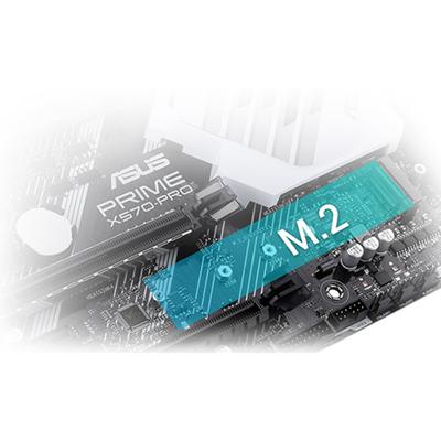 Duale PCIe 4.0 M.2-Steckplätze