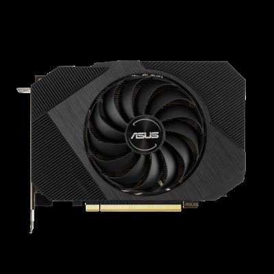 PH-RTX3060-12G Die ASUS Phoenix GeForce RTX™ 3060 12GB GDDR6 liefert ultrahohe Bildraten für die aktuell meistgespielten Titel