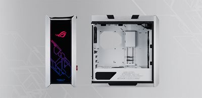 Premium-Design & weiße Optik