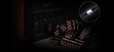 Vollständig modulares Kabelmanagement