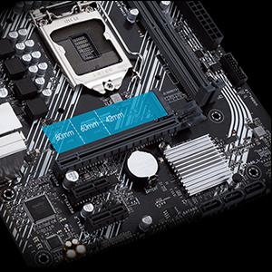 M.2 (bis zu 16Gbit/s)