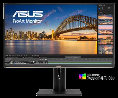 ProArt PA329C Professional-Monitor Extreme Schärfe, überragender Kontrast
