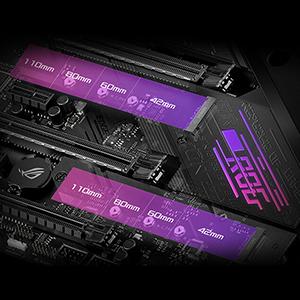 Zwei PCIe 3.0 M.2