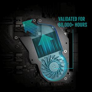 Aktiver Chipsatz-Kühler