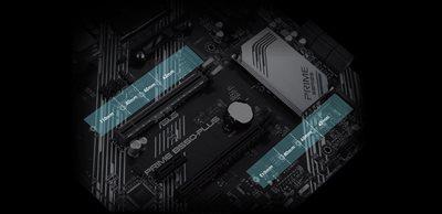 PCIe 4.0 M.2 (bis zu64 Gbit/s)