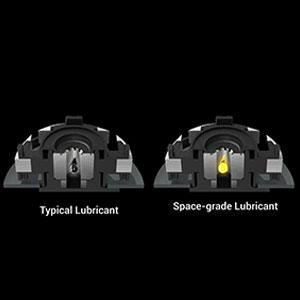 Schmiermittel in Raumfahrqualität