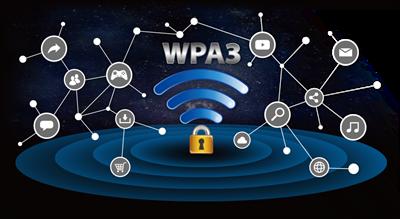 Die neueste WPA3 Netzwerksicherheit