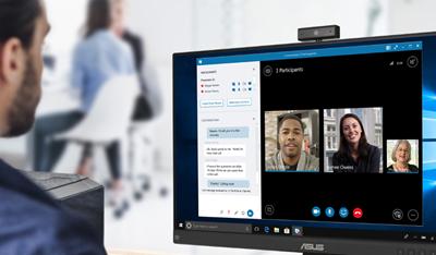 BE24EQK Videokonferenz-Monitor Eine noch effizientere Kommunikation