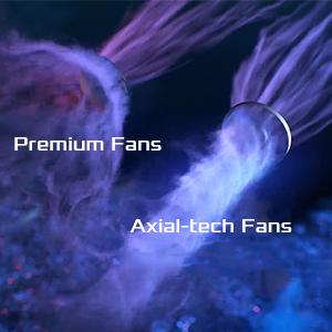 Axial-Tech-Lüfterdesign