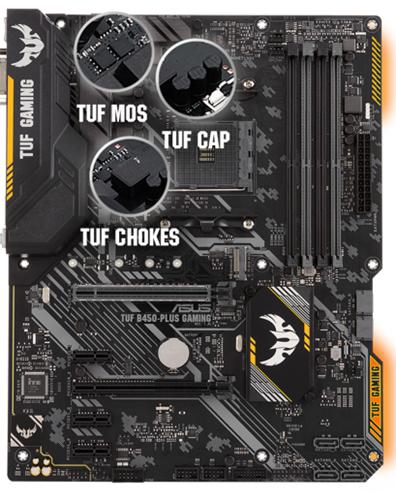 TUF-Komponenten