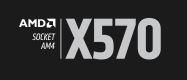 AMD-X570-Chipsatz