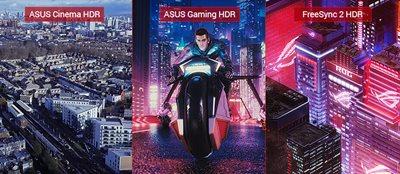 Verschiedene HDR-Modi