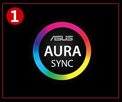 Installiere die neueste Aura-Sync-Software