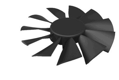 Wing-Blade-Lüfter