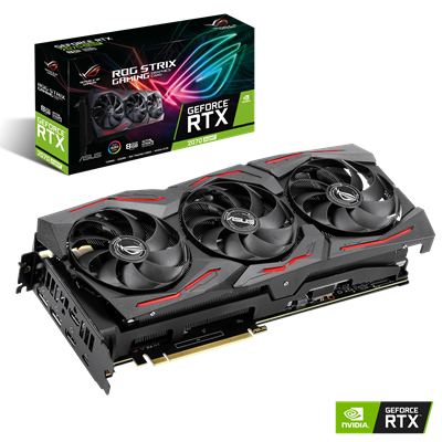 ASUS ROG-STRIX-RTX2070S-8G-GAMING-SUPER