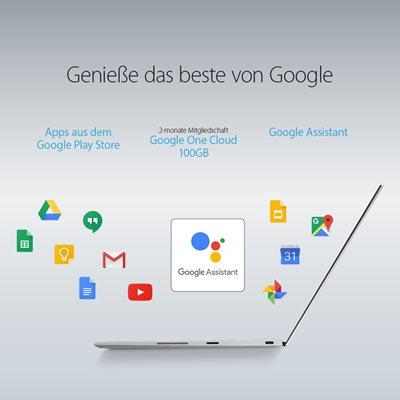 Google – Genieße das Beste von Google