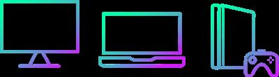 Umfassende Kompatibilität mit PC und PlayStation® 4