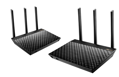 ASUS AiMesh WiFi-System RT-AC67U 2in1 Pack