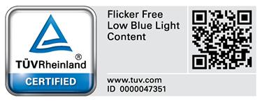 Ultra-Low-Blue-Light-Technologie
