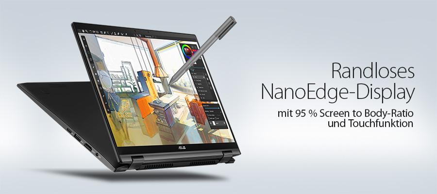 ASUS ZenBook Flip 14 UX463