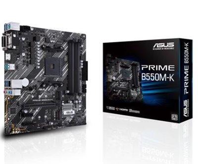 ASUS Prime B550M-K