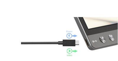 Hybrid-Signal-Lösung: Unterstützung für USB Typ-A und USB Typ-C