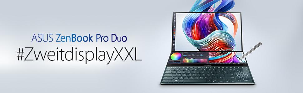 ASUS ZenBook Pro Duo 15