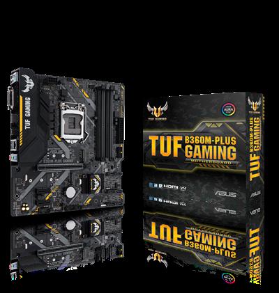 ASUS TUF B360M-Plus Gaming