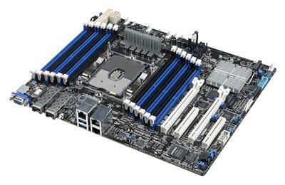 Unerreichte Speichererweiterbarkeit mit 12 DIMM-Steckplätzen