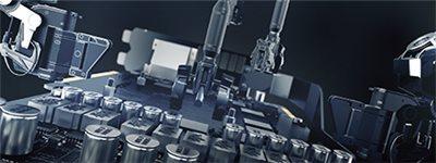 Lösung für Home Theater-PCs und Multimedia-Center dar. AUTO-EXTREME-Technologie inklusive Super Alloy Power II