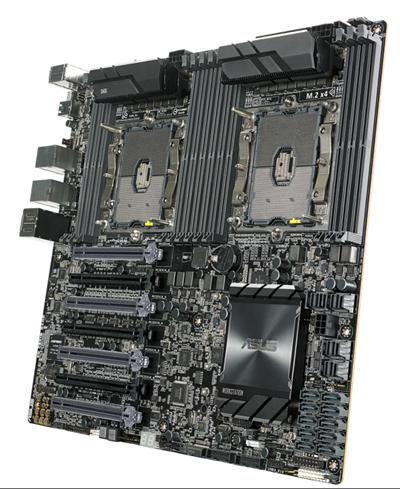 Durch die Übertaktung beider Intel®-Xeon-CPUs bricht die Rechenleistung alle Rekorde