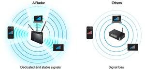 Erweiterte Signal-Reichweite und Stabilität