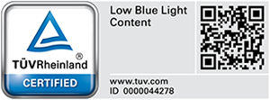 Ultra-Low Blue Light-Bildschirm