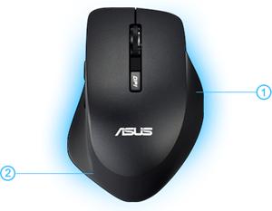 ASUS WT425 Maus