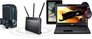 Das weltweit schnellste AC-Wi-Fi mit TurboQAM™ Wi-Fi-Beschleunigung