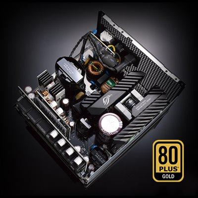 80-Plus-Gold-Zertifizierung