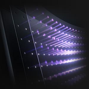 Fald-Hintergrundbeleuchtung mit 512 Zone und einer maximalen Helligkeit von 1000cd/m²