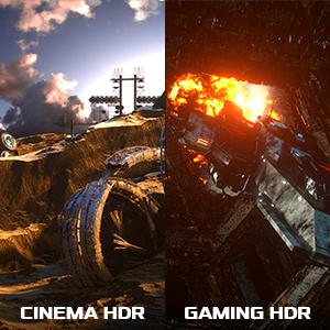 Multi-HDR-Modus