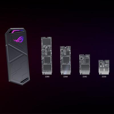 Unterstützung für M.2-PCIe-NVM-Express-SSDs