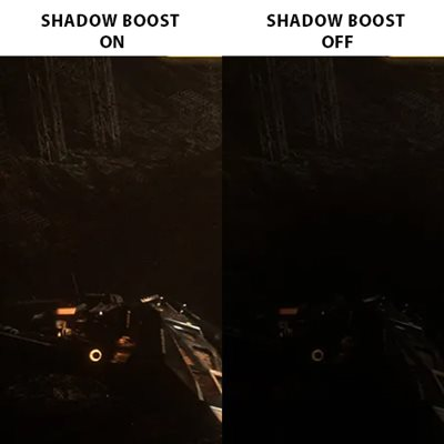 Shadow Boost