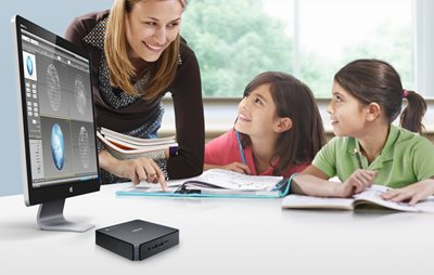 ASUS Chromebox 3 für Bildungseinrichtungen