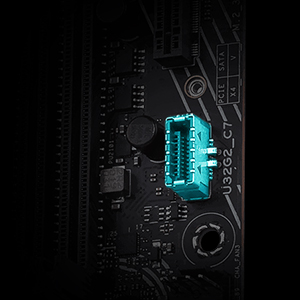 USB 3.2 Gen 2 Typ-C Front-Panel-Anschluss